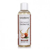 Greenberry Organics Organic Coconut Oil - 100 ML