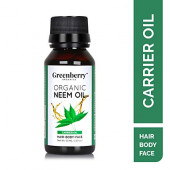 Greenberry Organics Organic Neem Oil - 50 ML