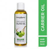 Greenberry Organics Organic Olive Oil - 100 ML