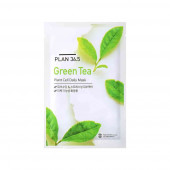Plan 36.5 Plant Cell Daily Mask Green Tea