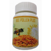 Hawaiian herbal bee pollen plus capsule