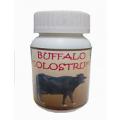 Hawaiian herbal buffalo colostrum capsule