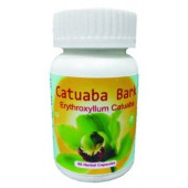 Hawaiian herbal catuaba bark capsule