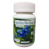 Hawaiian herbal chastle berry – vitex extract capsule
