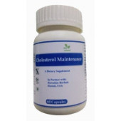 Hawaiian herbal cholesterol maintenance capsule