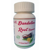 Hawaiian herbal dandelion root capsule