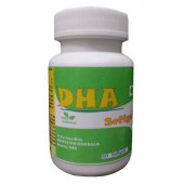 Hawaiian herbal dha softgel capsule