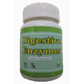 Hawaiian herbal digestive enzymes capsule