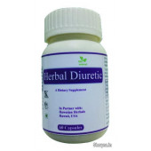 Hawaiian herbal diuretic capsule