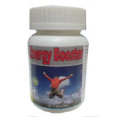 Hawaiian herbal energy booster capsule