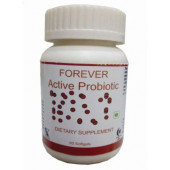 Hawaiian herbal forever active probiotic capsule