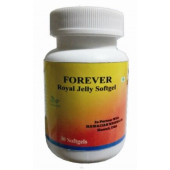 Hawaiian herbal forever royal jelly softgels