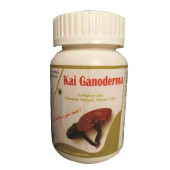 Hawaiian herbal ganoderma capsule
