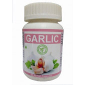 Hawaiian herbal garlic capsule