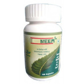 Hawaiian herbal neem capsule