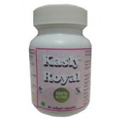 Hawaiian herbal royal softgel capsule