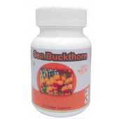 Hawaiian herbal sea buckthorn capsule