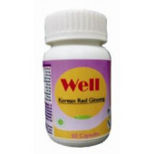 Hawaiian herbal well korean red ginseng capsule