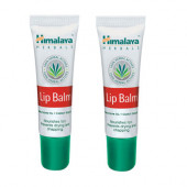 Himalaya Lip Balm 10gm pack of 2