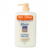 Johnson's Imported PH 5.5 Nourishing Bodywash 1000ML- Honey