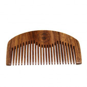Saint Beard - Beard comb sheesham wood