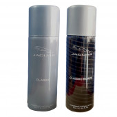 Jaguar Deodorant 200ml -Combo Pack