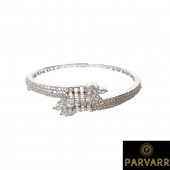 Parvarr White Diamond Bracelet for Women
