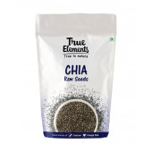 True Elements Raw Chia Seeds 500gm
