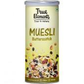 True Elements Butterscotch Muesli 400gm