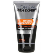 L'Oreal Paris Men expert hydra energetic black charcoal magnetic effect Face Wash  (149 ml)