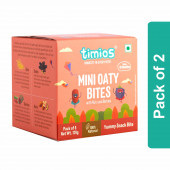 Timios Mini Oaty Bites (Nuts & Berries)- Pack of 2