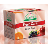 Naturence Herbals Fruit Care Glow Pack (100g)