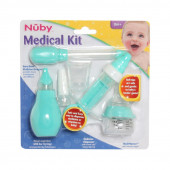 Nuby Medical Kit-Green
