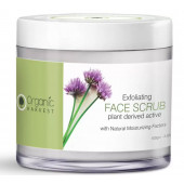 Organic Harvest Exfoliating Face Scrub 100G
