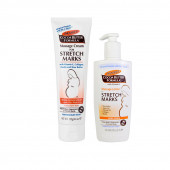 Palmer Stretch Marks (Massage Cream 125G +Lotion250ML)
