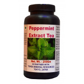 Tonga Herbs Peppermint Extract Tea - 250 Gm (Buy Any Supplement Get The Same 60ml Drops Free)