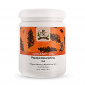 TBC Pro Organic Papaya Massage Gel 400gm