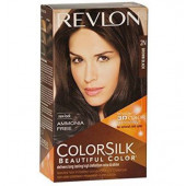 Revlon Colorsilk with 3D Technology 2N Hair Color  (Brown)