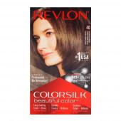 Revlon ColorSilk Beautiful Hair Color No - 40 Medium Ash Brown