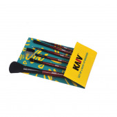 Kaiv Set Of 6 Make-Up Brushes (Pack of 6)