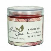 Greenspa  Morning Rose Deep Freshening Mask n Wash 100gm