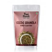 True Elements Seeds Granola Honey Clusters 125gm
