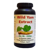Tonga Herbs Wild Yam Extract Tea - 250 Gm (Buy Any Supplement Get The Same 60ml Drops Free)