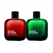 Wild Stone Forest Spice And Ultra Sensual Perfumes 50ml Each