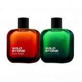 Wild Stone Forest Spice And Night Rider Perfumes 50ml Each