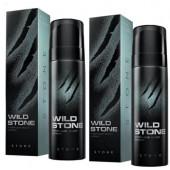Wild Stone  Stone Body Perfume Spray 120ml -(Pack OF 2)