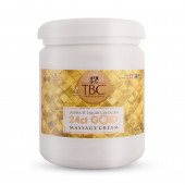 TBC Pro 24ct Gold Massage Cream 400gm