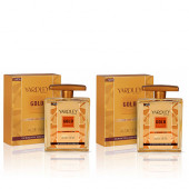 Yardley Gold After Shave Lotion 100ml (Pack of 2)
