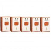 Yardley Sandalwood Luxury Soap 100g (Pack of 5) For Women