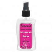 Fuschia Relax Lavender Face & Body Mist - 100ml